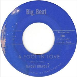 Naomi Bradly Big Beat